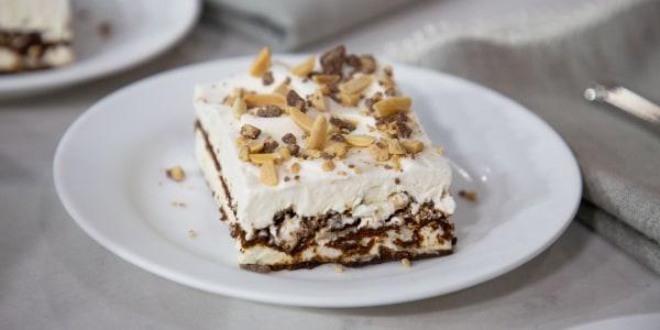 Frozen Ice Cream Sandwich Layer Cake