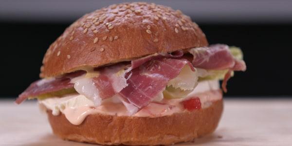 The 'Martha Stewart' Sandwich