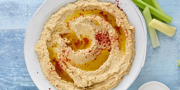 Joy Bauer's Lentil Hummus