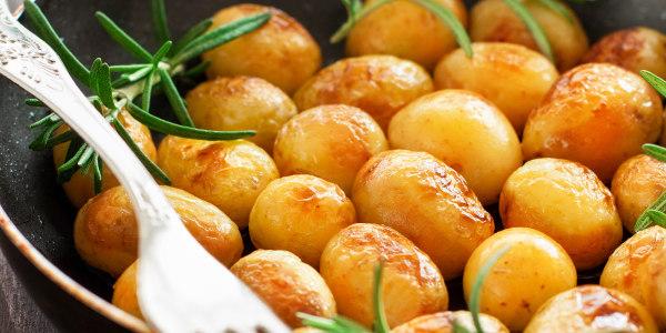 Simple Sautéed Potatoes