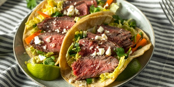 Curtis Stone's Korean Steak Tacos