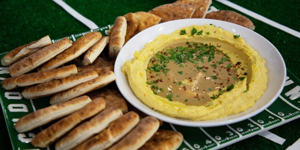 Shaya's Classic Hummus with Tahini