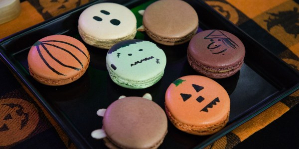 Little Monster Macarons