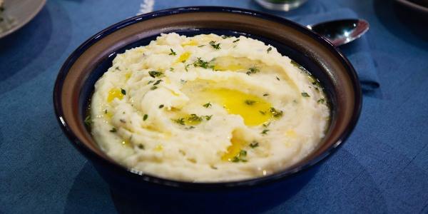 Martina McBride's Classic Mashed Potatoes