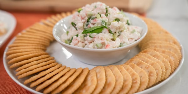 Dylan Dreyer's Mom's Crab Dip