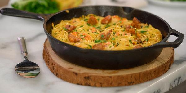 Scott Conant's Pasta Frittata