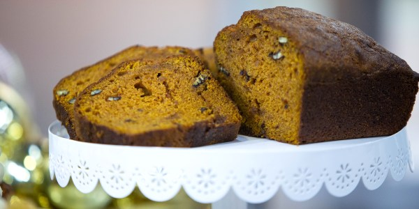 Gigi's Blue Ribbon Pumpkin Bread