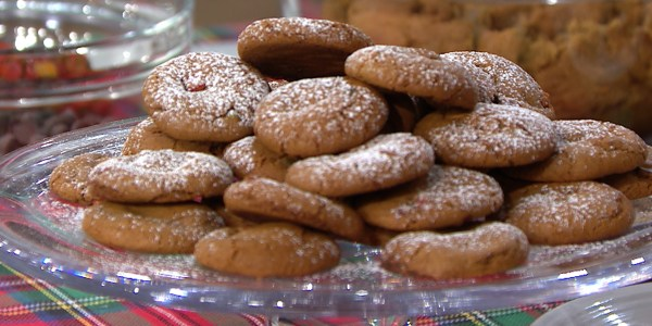 Marcus Samuelsson's Spiced Holiday Cookies