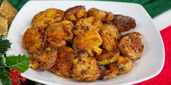 Siri Daly's Smashed Potatoes
