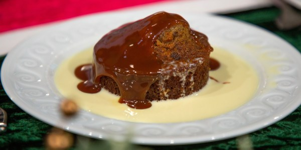 Al's Sticky Toffee Pudding