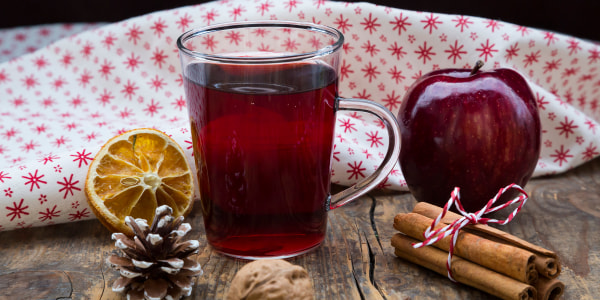 Elizabeth Mayhew's Mulled Wine