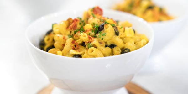 Vegan Taco Mac and Cheese