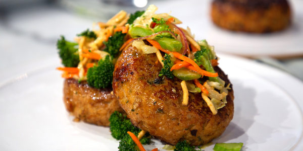 Anne Burrell's Asian-Style Salad
