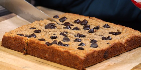 Samah Dada's gluten-free banana bread and chocolate cake will melt in your mouth