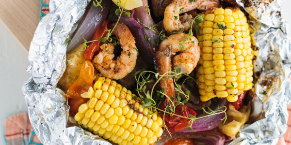 Surf and Turf Foil-Packets