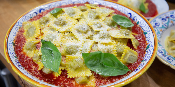 Grandmother's Ravioli