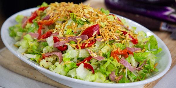 Giada's Crispy Orzo Salad