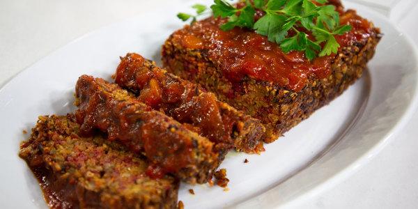 Easy Vegetarian Beet Loaf