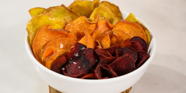 Sunny Anderson's Sunset Veggie Chips