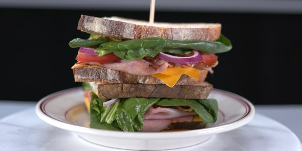 The 'Terry Crews' Sandwich