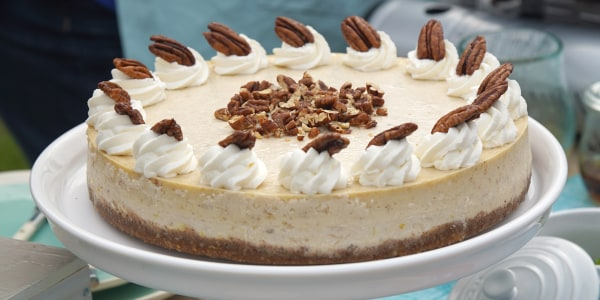 Hummingbird Cheesecake