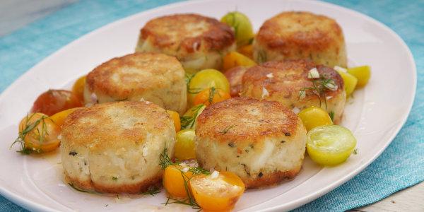 Charleston Grill Crab Cakes