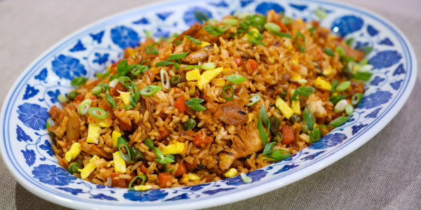 Weeknight Fried Rice
