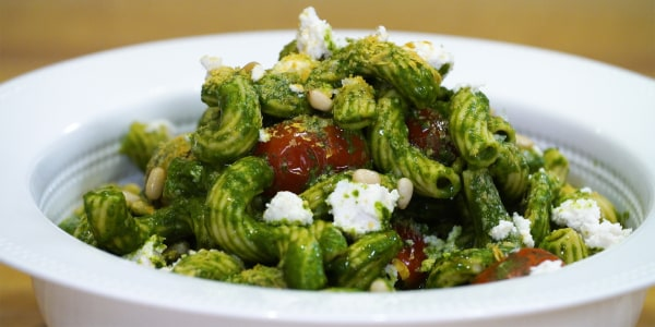 Samah Dada's Easy Vegan Pesto