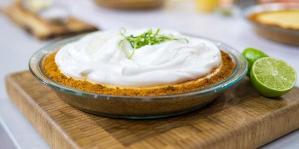 Melissa Clark's Key Lime Cream Pie