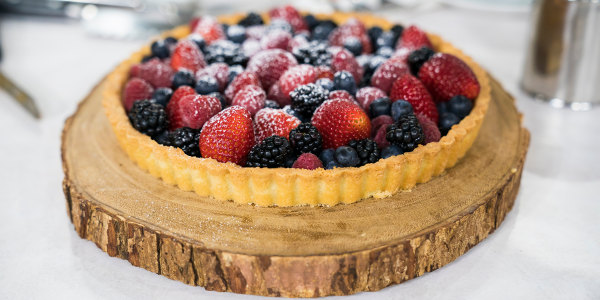 Melissa Clark's Fresh Any Fruit Tart