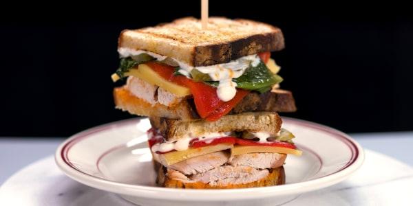 The 'Bob Saget' Sandwich