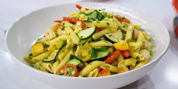 Icebox Pasta Salad