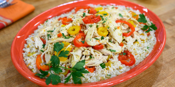 Easy weeknight dinner recipes: Slow-cooker chicken and icebox pasta salad