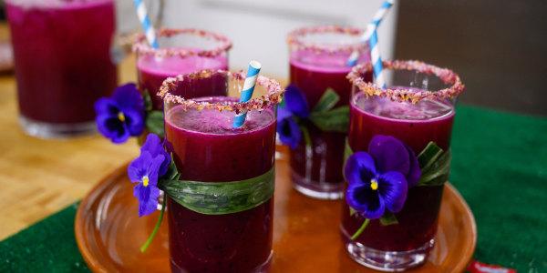 Pitaya Margaritas