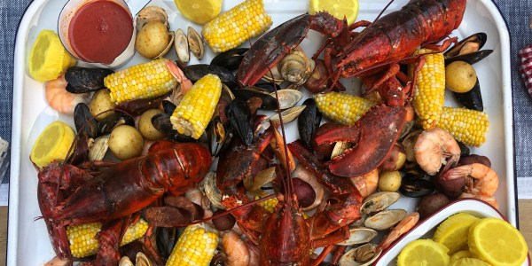 Martha Stewart's Stove-Top Clambake