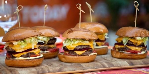 The Hampton Burger