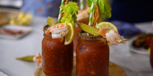 Cajun Bloody Mary