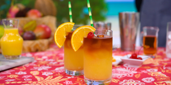 Carson Daly's Rum Punch