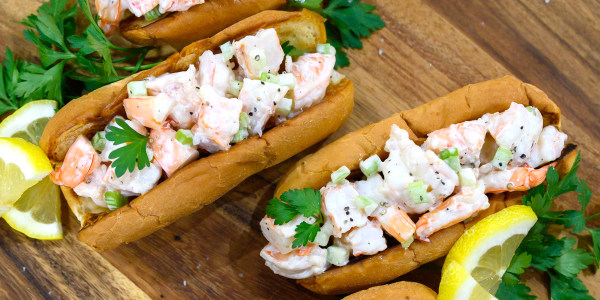 Summer Shrimp Rolls