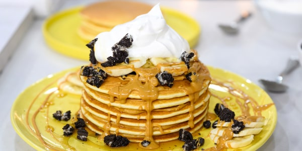 Sunny Anderson's Easy Basic Pancakes