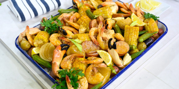 Low Country Boil aka Frogmore Stew