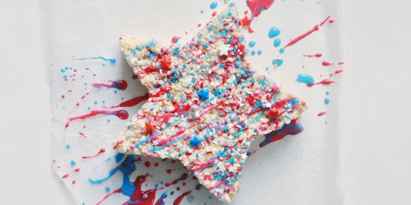 All-American Crispy Cake