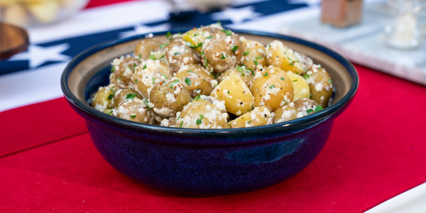 Sunny Anderson's Charred Onion Potato Salad