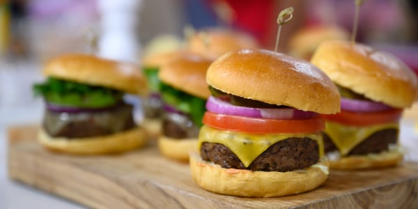 Sunny Anderson's Ultimate Burger Bar