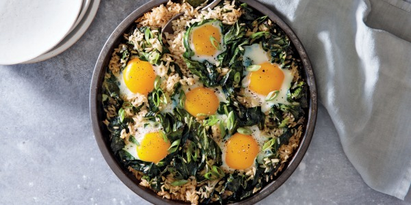 Natalie Coughlin's Breakfast Fried Rice