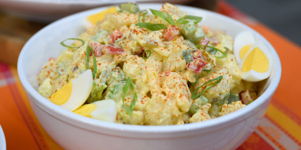 Sunny Anderson's Warm German Potato Salad