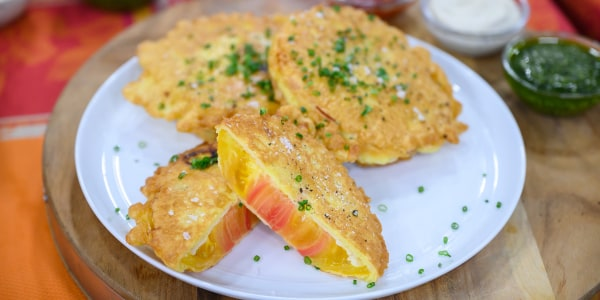 Heirloom Tomato 'Schnitzel'