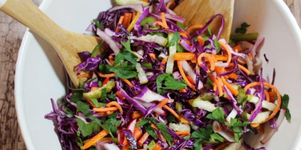 The Ultimate Summer Coleslaw