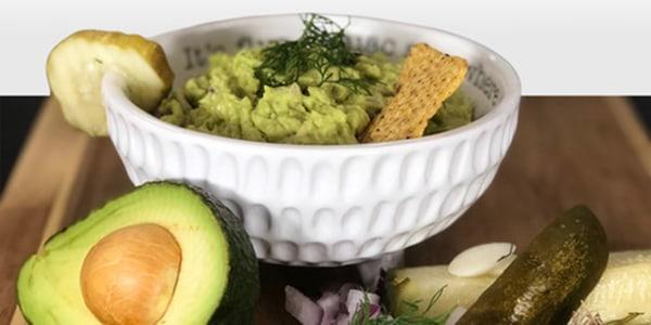 Pickled Guacamole