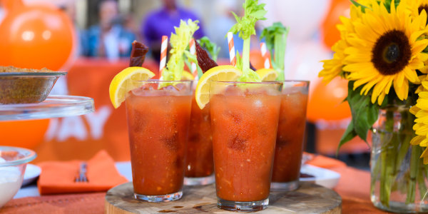 Carson Daly's Magical, Hangover-Curing Bloody Mary